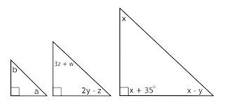 Jika ketiga berdiri diatas yakni segitiga yg sebangun maka hitunglah  Latihan Soal Kesebangunan Kelas 9 Sekolah Menengah Pertama / MTs