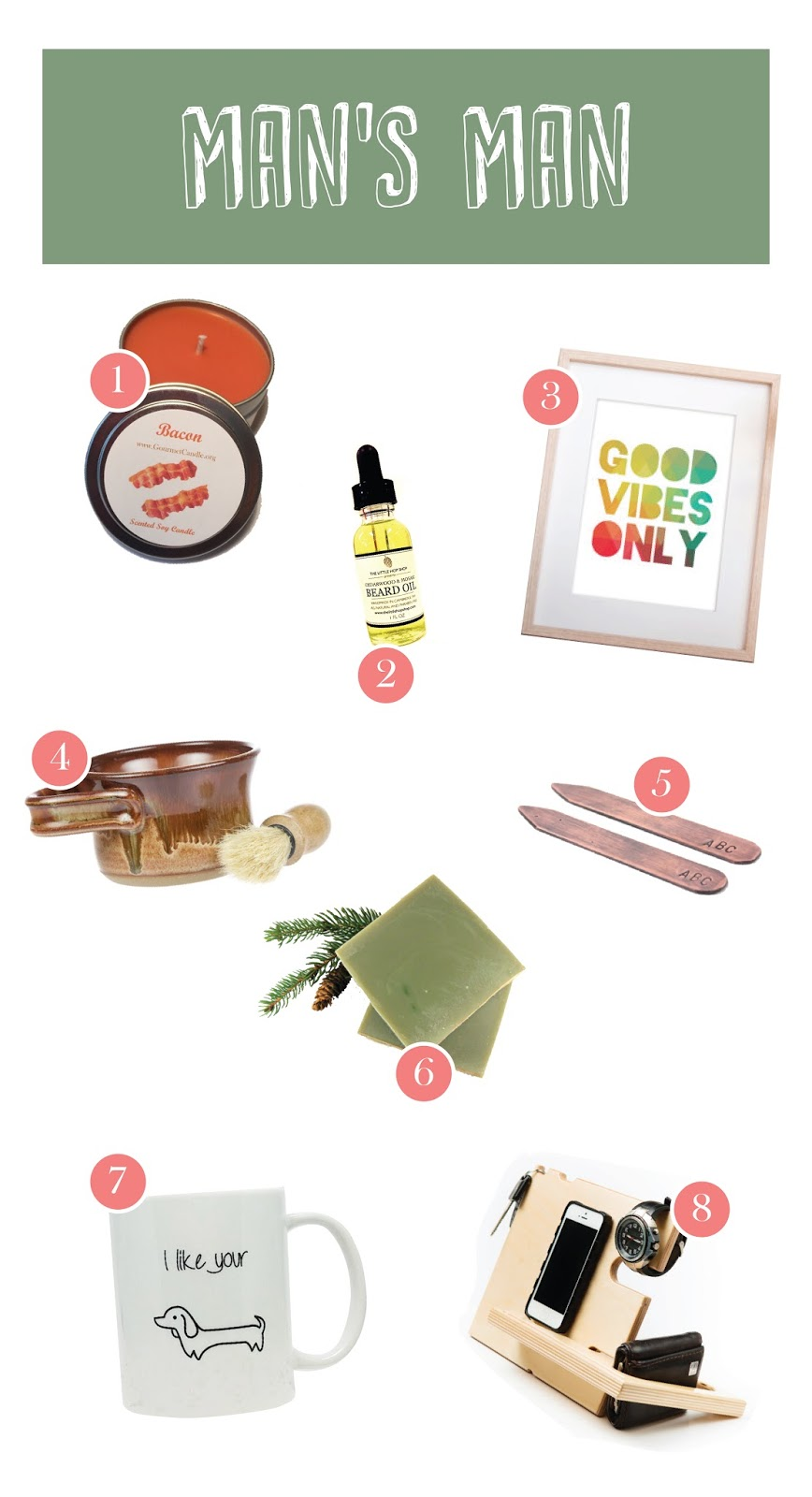 Holiday Gift Guides for Everyone you Know with Etsy
