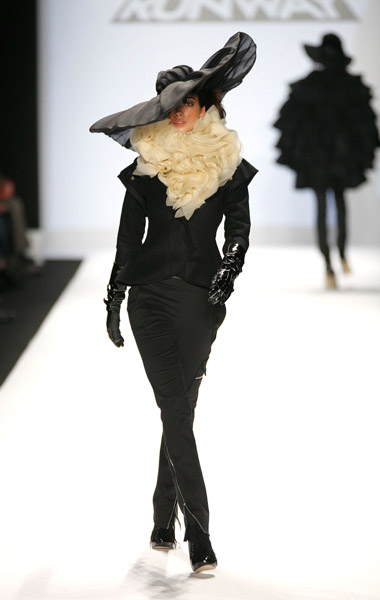 The Style Scene Project Runway My Favorite Past Designers