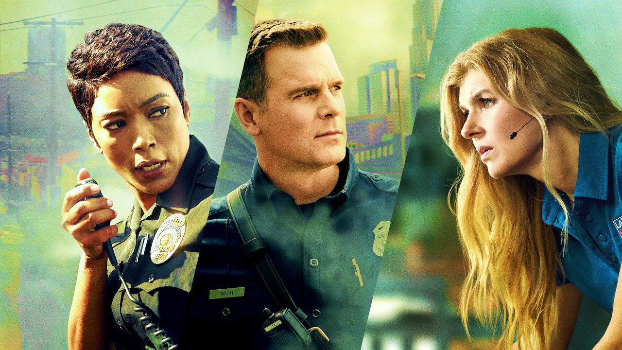 9-1-1 Poster Cast