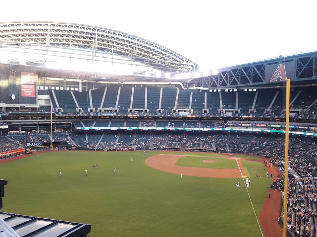 Can I Bring Food To Dbacks Game