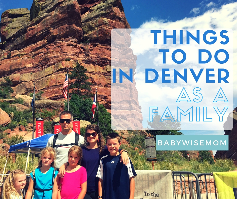 Things To Do In Denver As A Family