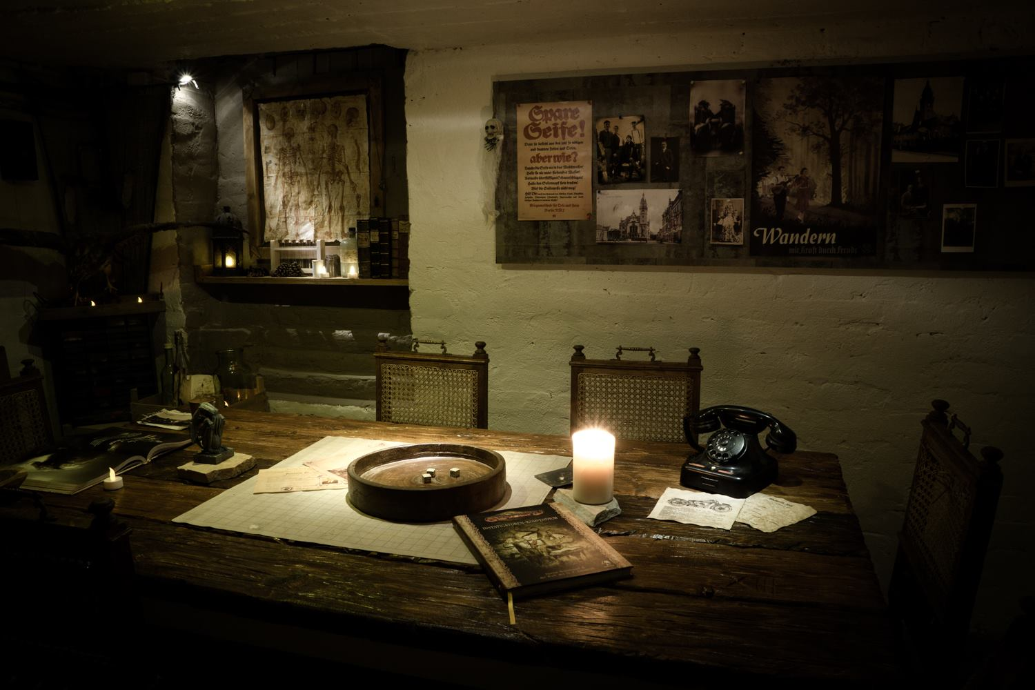 Propnomicon Call Of Cthulhu Game Room