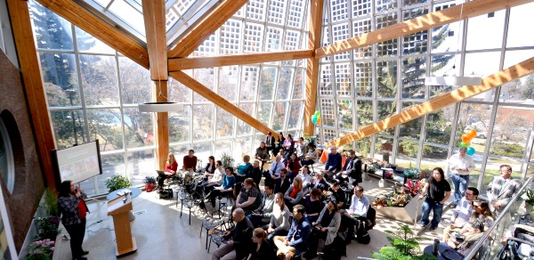 The University of Alberta's 2017 Campus Sustainability Leadership Awards