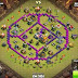 War Base COC TH 7 Terkuat Anti Naga