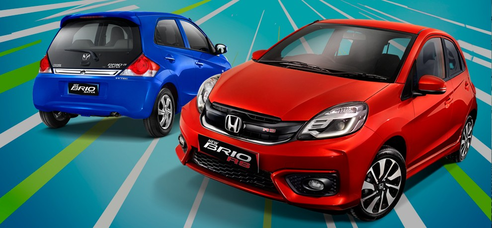 New Honda Brio Dealer Honda Prima Bekasi