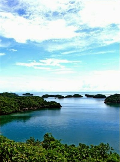 Hundred Islands National Park, Alaminos City, Philippines