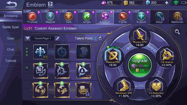 Emblem System