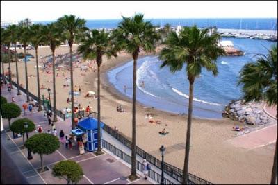 Paseo marítimo de Marbella, Málaga