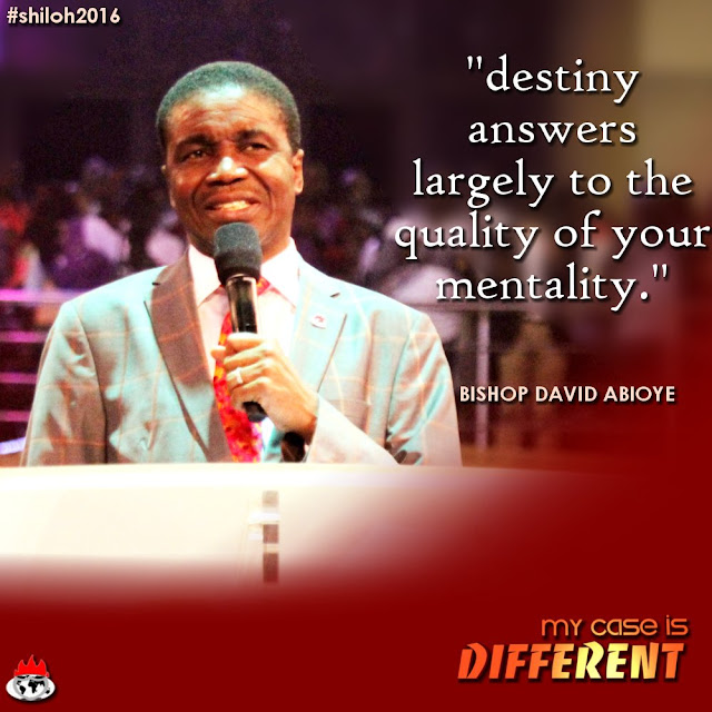 7 Picture Quotes During Shiloh 2016 You Must Not Miss (Bishop David Oyedepo, Faith Oyedepo, Bishop David Abioye)