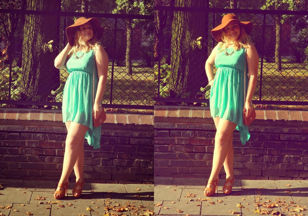 miętowa-sukienka