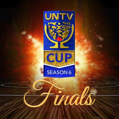 UNTV CUP Season 6 Finals