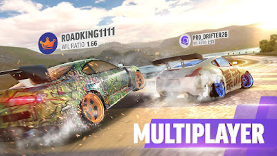 Drift Max Pro Mod (unlimited money) Apk + OBB Full Download