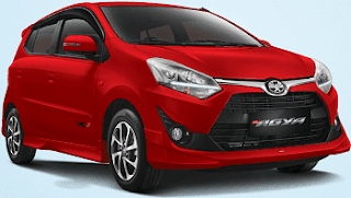 Specifications Toyota Agya