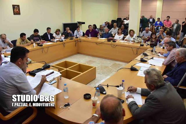 Το Δημοτικό Συμβούλιο Ναυπλιέων αποφάσισε την έκδοση ψηφίσματος για το διυλιστήριο αφαλάτωσης στον Ανάβαλο (βίντεο)