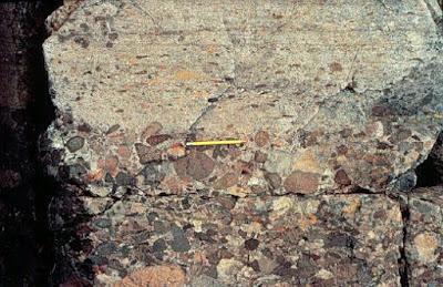 Perlapisan Batuan Sedimen (Bedding Structure)