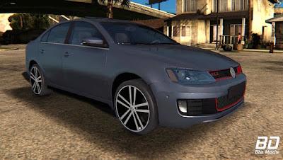 Download mod carro Samcrac's Volkswagen Jetta (Money Pit Jetta) para o jogo GTA San Andreas