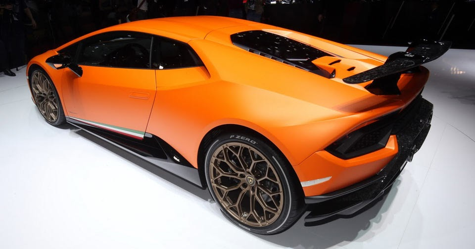 lamborghini shows huracan performante telemetry data to confirm 39 ring time. Black Bedroom Furniture Sets. Home Design Ideas