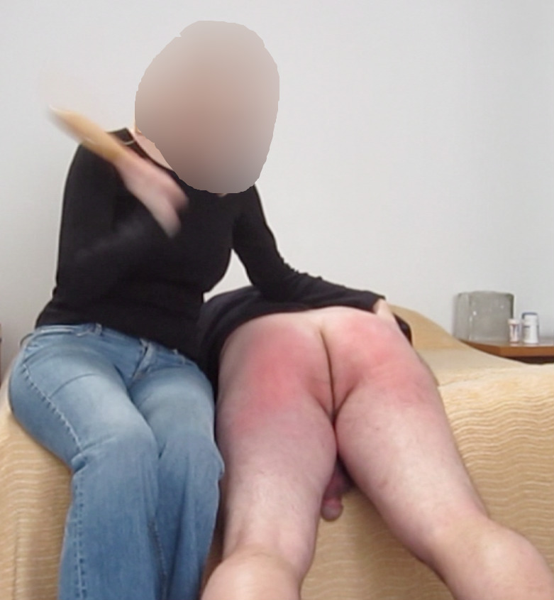my husband wants me to spank him
