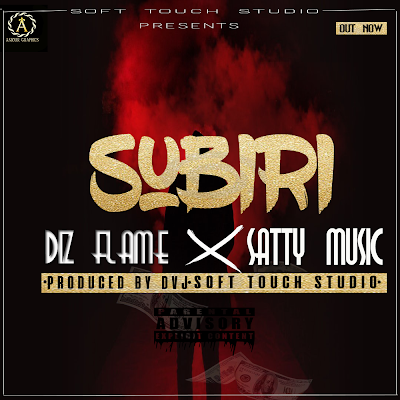 Download Mp3 | Diz Flame x Satty Music - Subiri