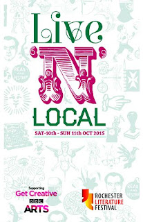 Live and local Rochester literature festival