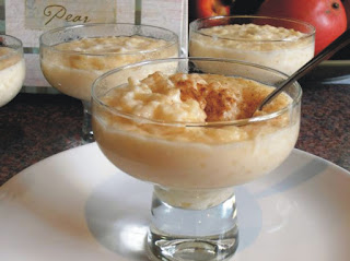 Rice Pudding Recipe with Cooked Rice Leftover