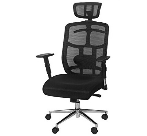 Topsky Office Chair - Ergonomically Designed Mesh Seat