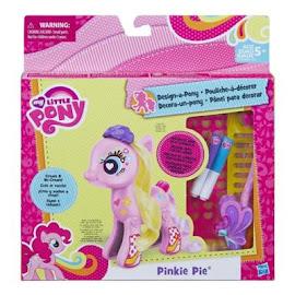 My Little Pony Wave 5 Design-a-Pony Kit Pinkie Pie Hasbro POP Pony