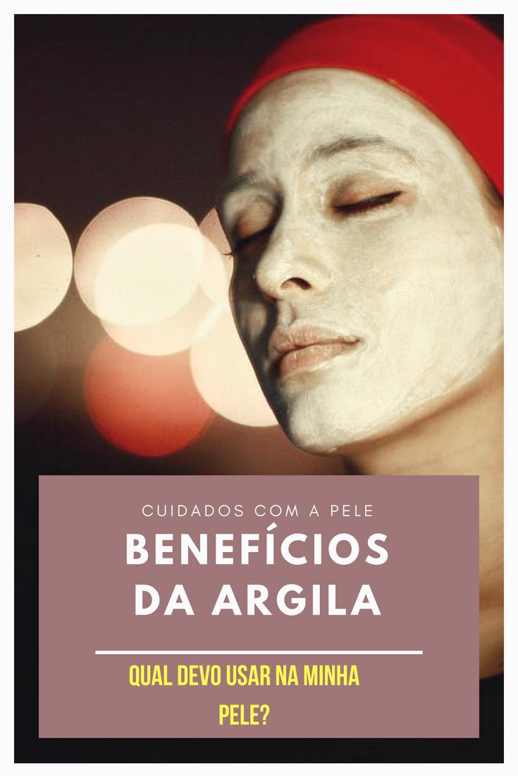 como usar argila facial
