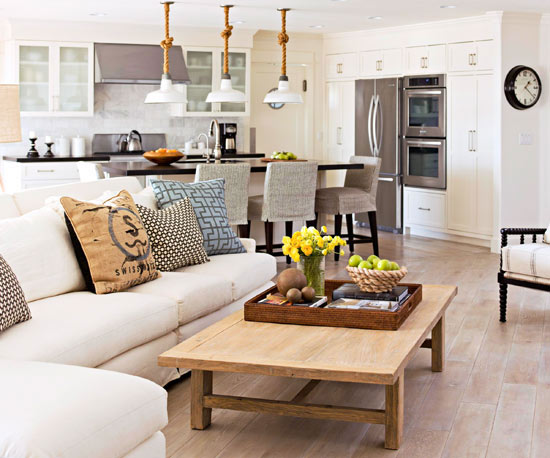 Neutral Living Room Ideas: Modern Furniture: 2013 Neutral Living Room Decorating