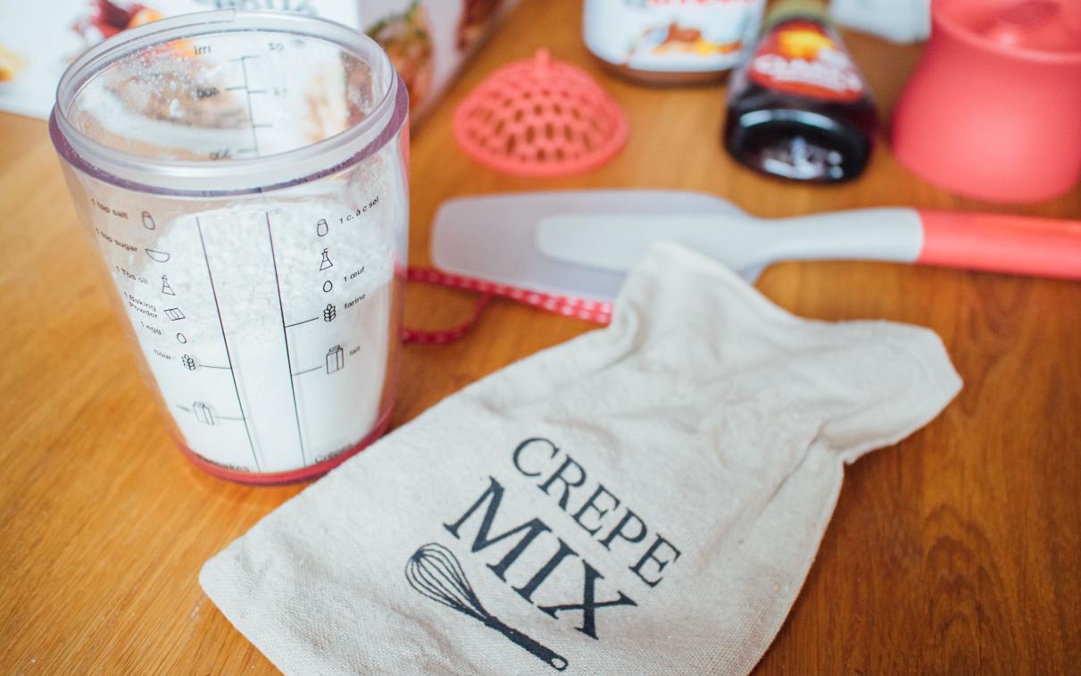 Lekue Crepe Kit