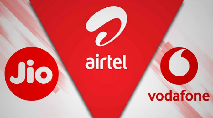 Airtel data plan || More data for Rs 448, Comparison with Reliance Jio, Vodafone.