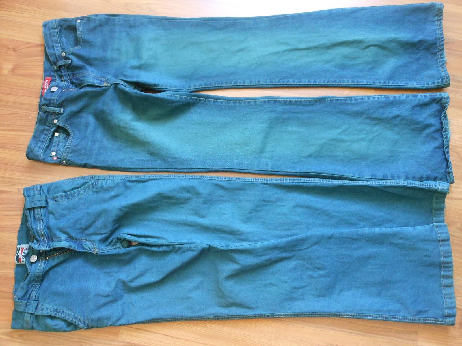 Eski Giysilerinizi Boyayarak Yenileyin