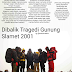 Kisah Lain Dibalik Tragedi Gunung Slamet 2001