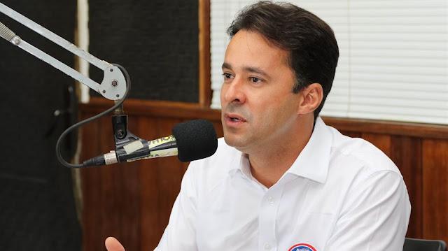 Anderson Ferreira diz ter pressa para iniciar transição de governo