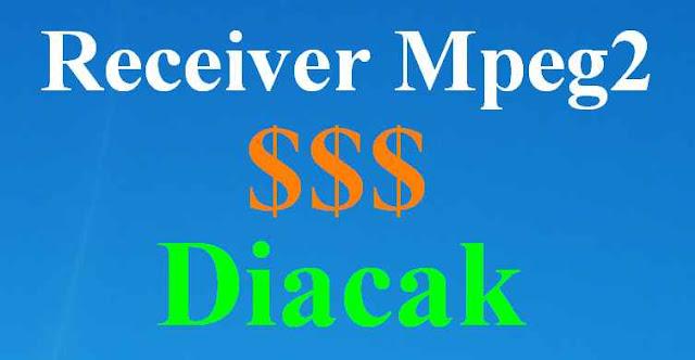 Buka Siaran Acak dengan receiver mpeg2