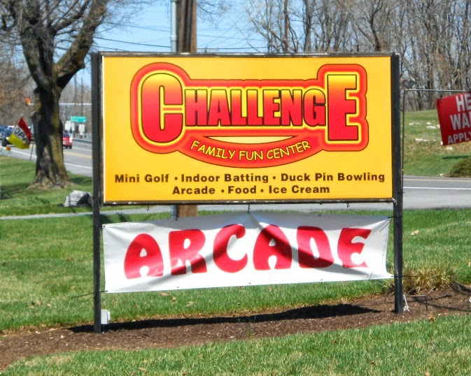 Challenge Family Fun Center in Hummelstown Pennsylvania