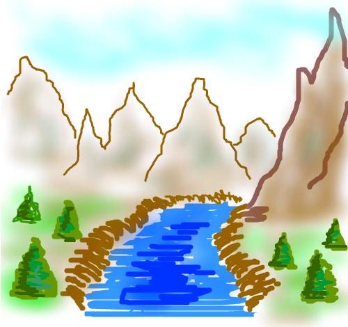 Imagini pentru imagini copii pe munti