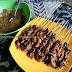Kumpulan Resep Sate Kambing Madura Bakar Empuk Bumbu Kacang Terbaru