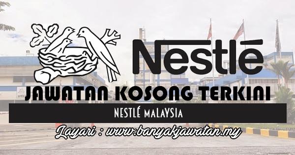 Jawatan Kosong 2017 di Nestlé Malaysia www.banyakjawatan.my