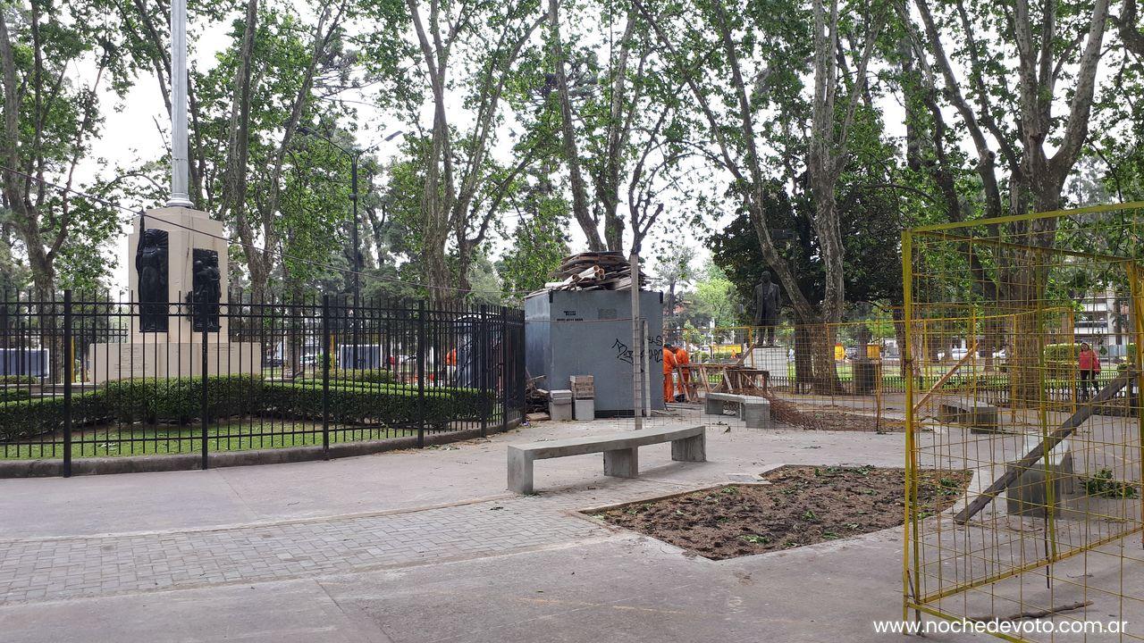 Noticias de Villa Devoto, guía comercial villa devoto, Arenales, plaza, reformas, inaguración