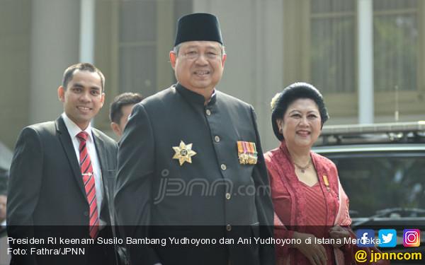 Begini Pendapat Pak SBY soal Syarat Capres – Cawapres
