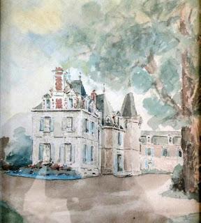 Château du Breuil à Cheverny