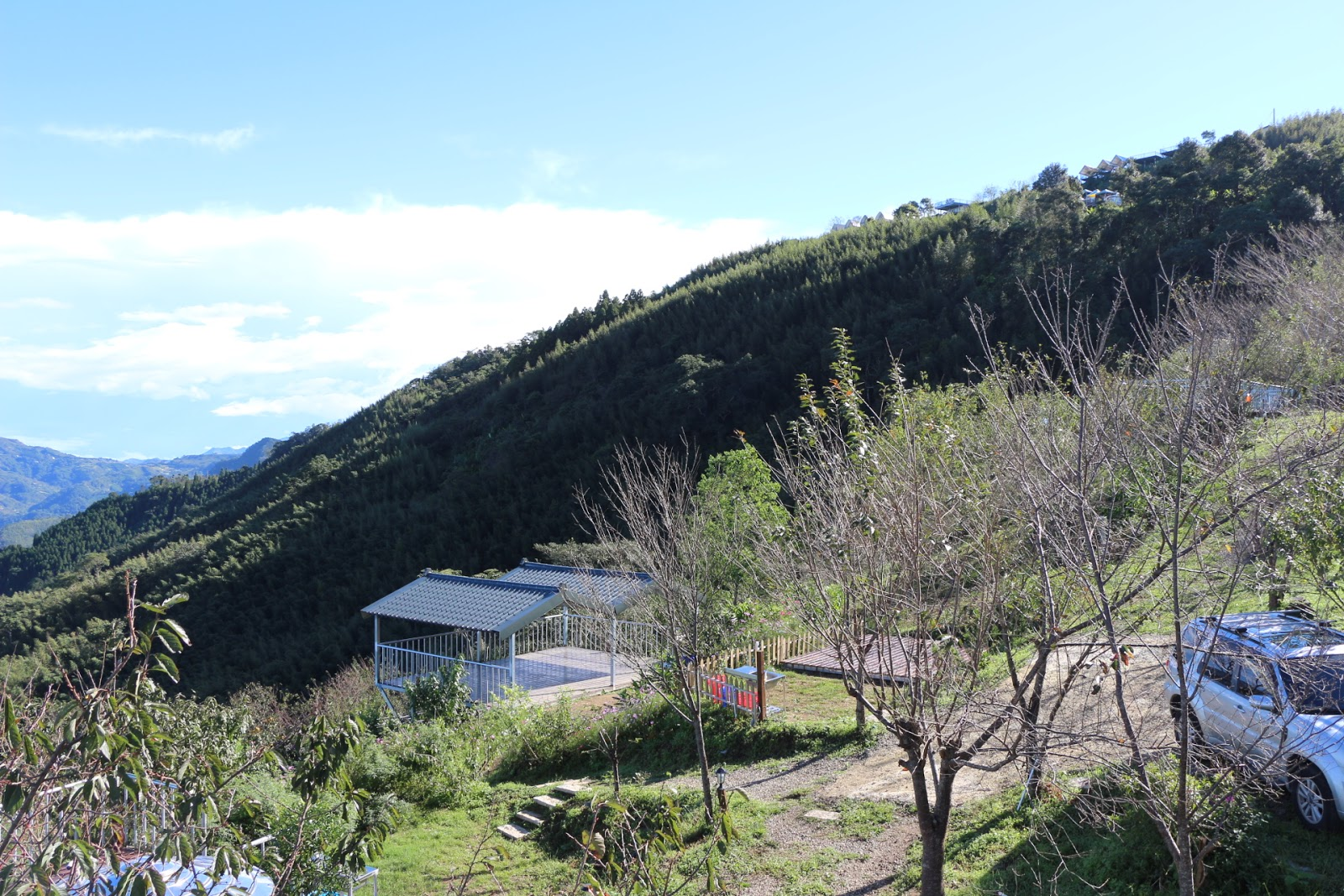 camptw 露營在臺灣: 美好景色在B612夕淞度日