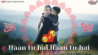 Haan Tu Hai Part 2 Jannat Romantic Whatsapp Status Video