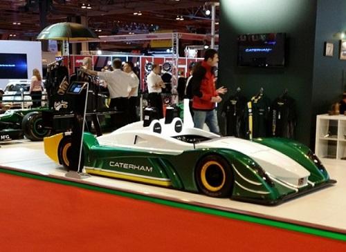 Malaysia motor show Caterham SP300 R Harga Spec