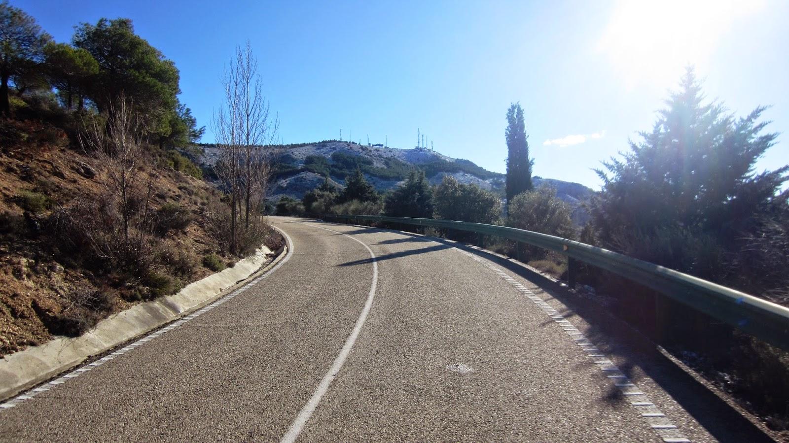 Subida Cerro San Cristóbal por San Isidro