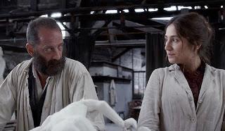 """Cena do filme """"Rodin"""""""