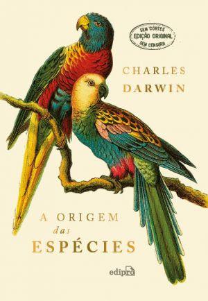 Charles Darwin sem cortes