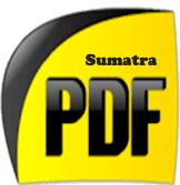 تحميل برنامج سوماترا بى دى إف Sumatra PDF 3.0 مجانا